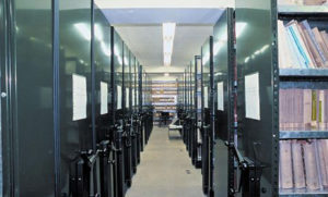 Estantes Deslizantes para Arquivos Compactos